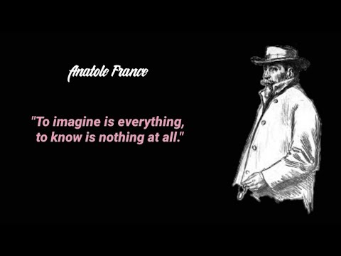 Anatole France Quotes #1 | The Last Motivation