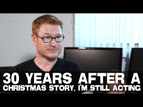 30 Years After A CHRISTMAS STORY, I'm Still Acting - Zack Ward [FULL INTERVIEW]