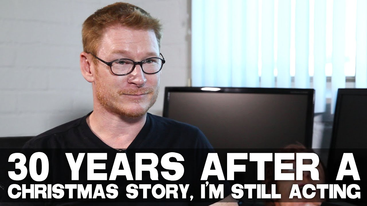 30 Years After A CHRISTMAS STORY, I\'m Still Acting - Zack Ward [FULL ...