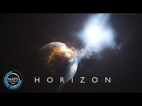 Download Horizon Earth Destroyed By A Black Hole 2014