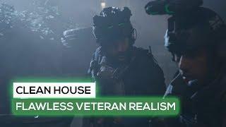 Clean House Flawless Raid: Modern Warfare (Veteran Realism)