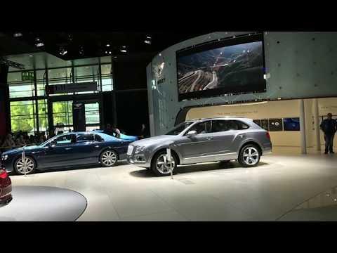 IAA 2017 - Frankfurt (Internationale Automobil-Ausstellung) Int. German Motor Show