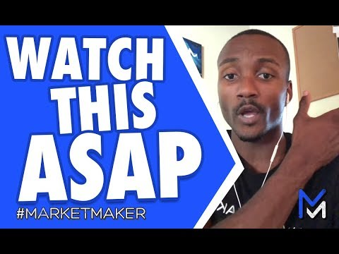Watch This IMMEDIATELY - Market Maker Movement