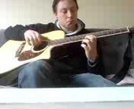 metallica acoustic medley