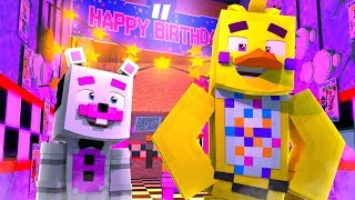 Chica Moves In! Minecraft FNAF Roleplay