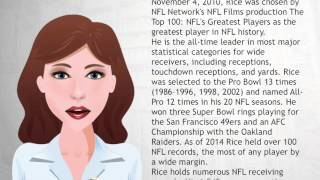 Jerry Rice - Wiki Videos