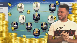 FIFA 19: MEIN 50,000,000 COINS TEAM 😱😱