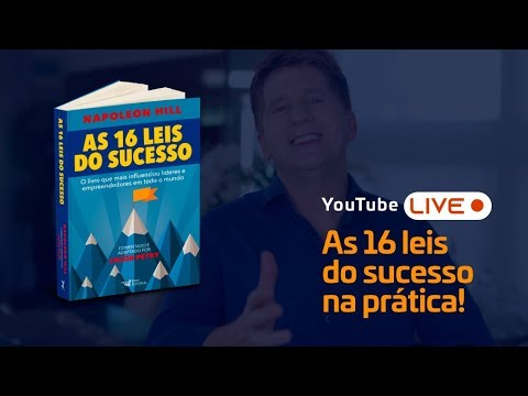 As 16 Leis Do Sucesso Na Pratica Jacob Petry Youtube
