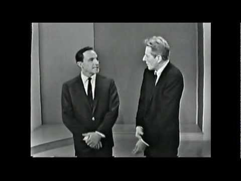 Danny Kaye & Gene Kelly dance and sing together on The Danny Kaye
