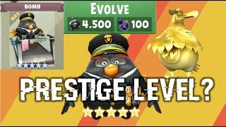 What Happens When Your Bird Reaches Lv.100? | Angry Birds Evolution