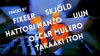 DJ Set: Techno by Hattori Hanzo, Oscar Mulero, Skjöld, Uun, Fixeer, myself, more // LP16 26.06.21