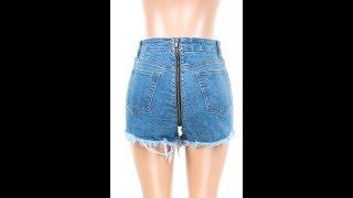 Zipper Sexy Super Sexy Denim Jeans Wholesale