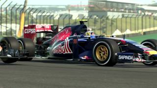 F1 2015 - Launch Trailer (2015) Formel 1 Racing Game