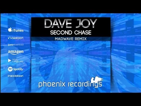 Dave Joy - Second Chase (Madwave Remix) [Official]