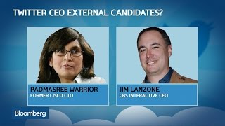 Twitter's CEO Search: Who Are the Leading Candidates?