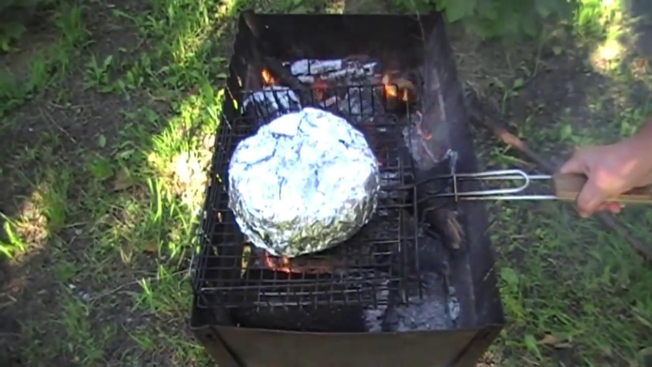 Как приготовить чехонь в фольге