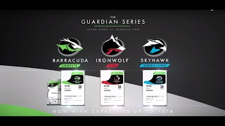 The Guardian Series - Seagate