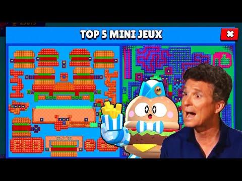 🤯 VOUS AVEZ CRÉÉ des concept MODE DE JEU INCROYABLE ! TOP 5 BEST MAP MINI GAMES (brawl stars)