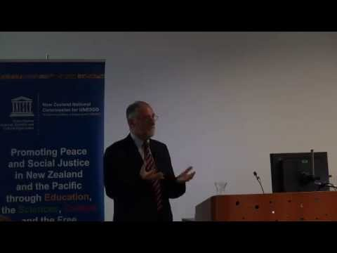 UNESCO NZ Media Freedom Lecture 2014 (PMC)