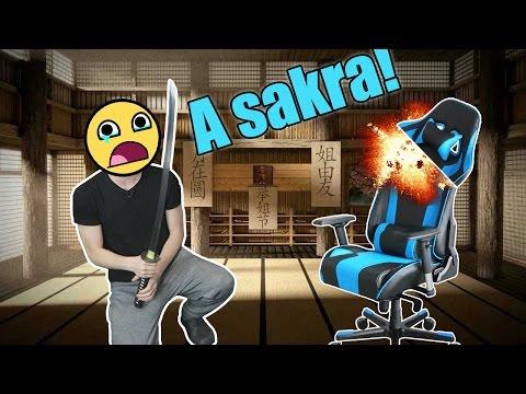 Unboxing Katanou Se Zvrtl !!! RACING PRO ZK-012 - Nakashi [CZ]