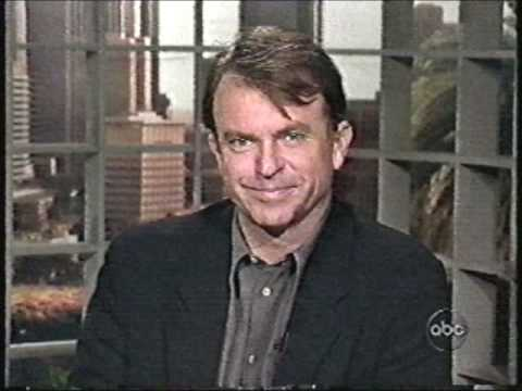 Good Morning America 1993  with Sam Neill