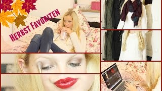 Herbst Favoriten 🍂 Beauty, Fashion & Random Thumbnail