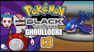 Pokémon Black Randomizer Ghoullocke Part 13 | ARE WE WASHED UP ALREADY?!