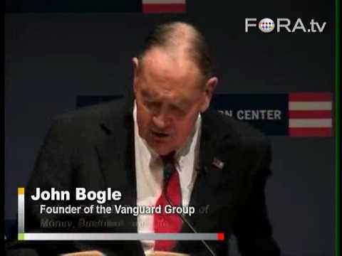 John Bogle Slams Managerial Capitalism