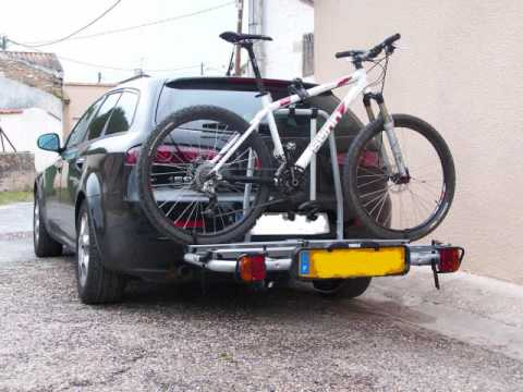 Support velo voiture ouedkniss