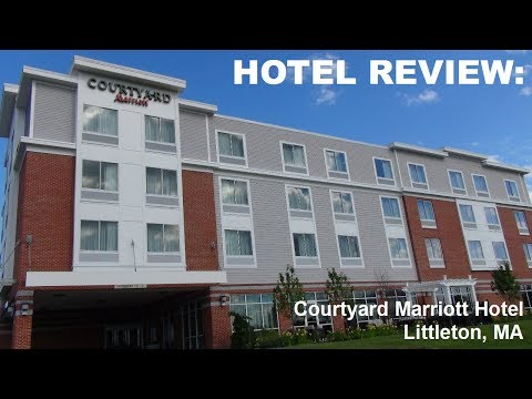HOTEL REVIEW: Courtyard Marriott Hotel @ The Point Shopping Center (Littleton MA)