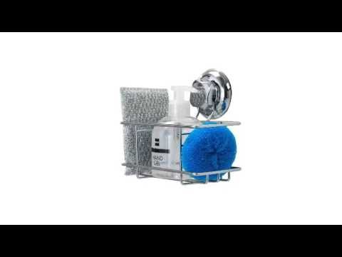 Compactor bestlock accessori ventosa bagno youtube - Accessori bagno a ventosa ...