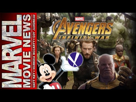 Infinity War Trailer Breakdown, Fox Interested in Disney Deal, & More! | Marvel Movie News Ep. 159