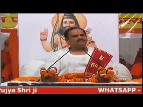 Kanpur Ram Katha 18 - April - 2018 by Prembhushan ji Maharaj   प्रेमभूषण जी महाराज