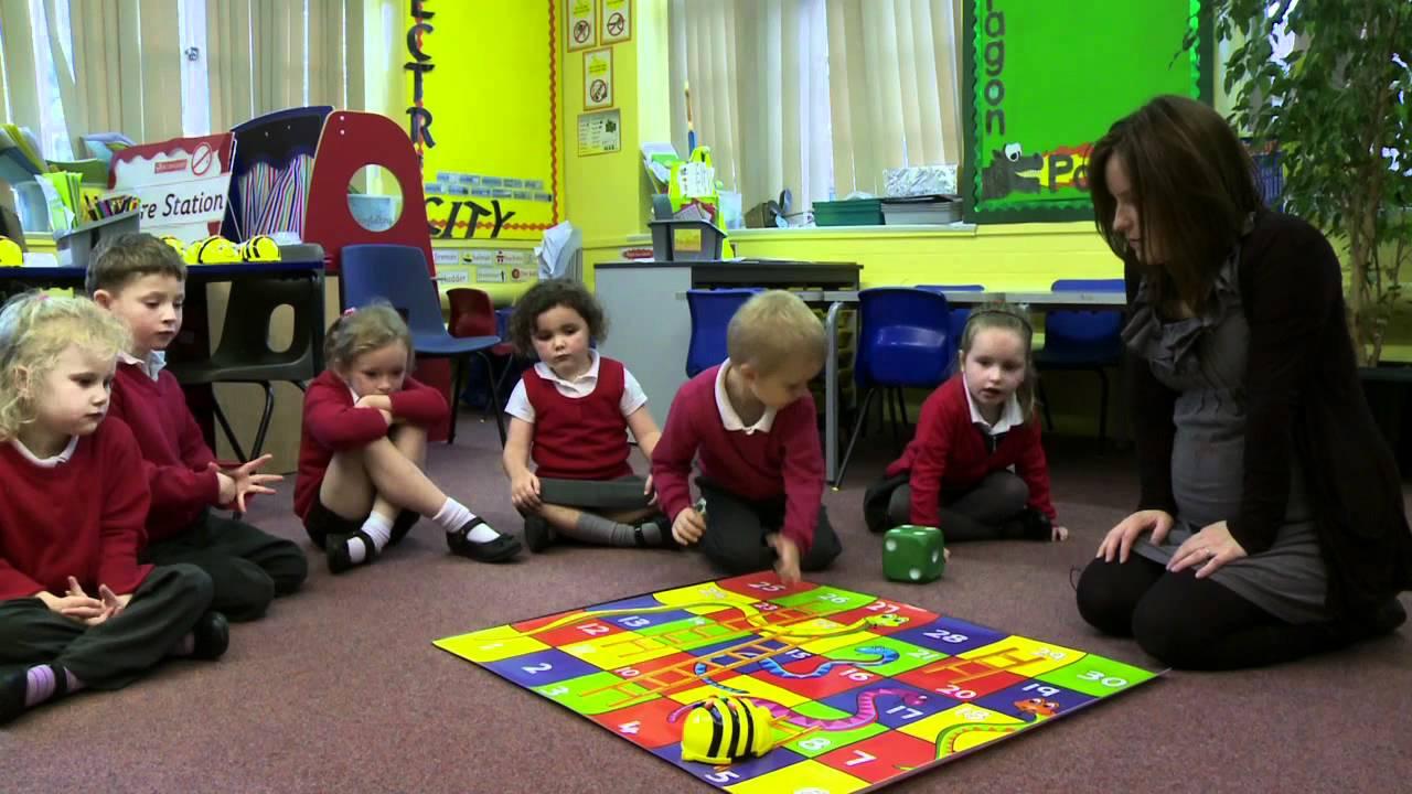Beebots Get Educreative