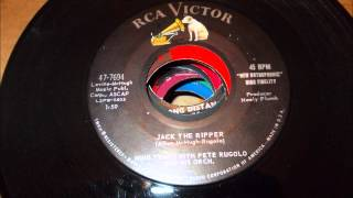 Nino tempo & Pete Rugolo Orchestra - Jack the ripper