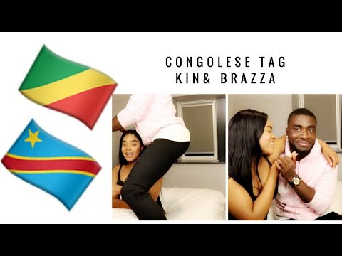 CONGOLESE TAG W/ BAE