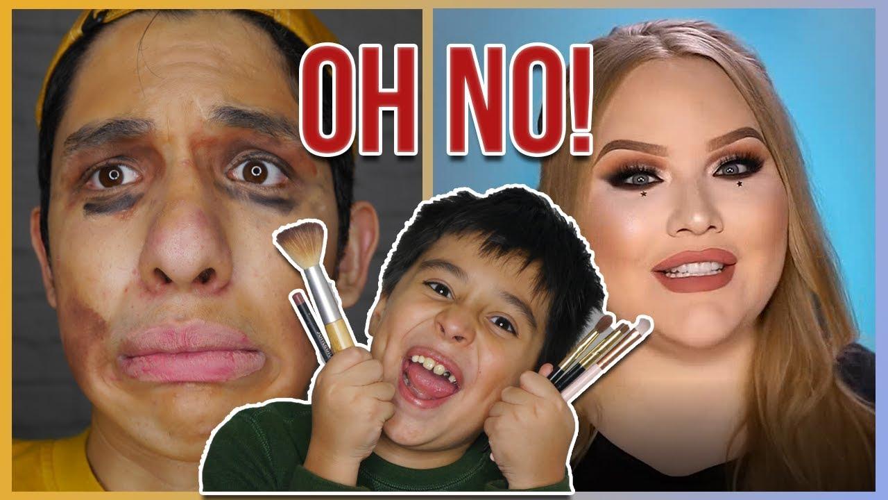 Nikkietutorials Brother >> Nikki Makeup Brother Saubhaya Makeup