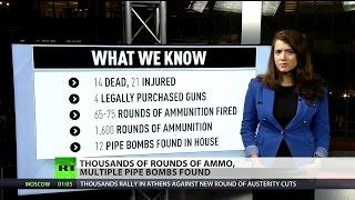 Police identify suspects linked to deadly San Bernardino massacre