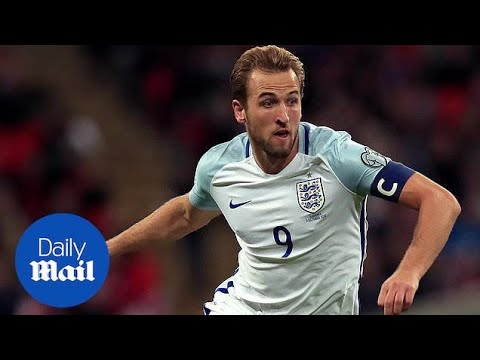 Tottenham striker Harry Kane named England captain for World Cup - Daily Mail