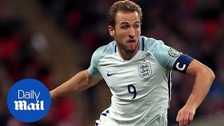 Tottenham striker Harry Kane named England captain for World Cup