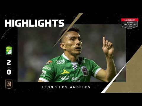 SCCL2020: Leon vs Los Angeles FC | Highlights