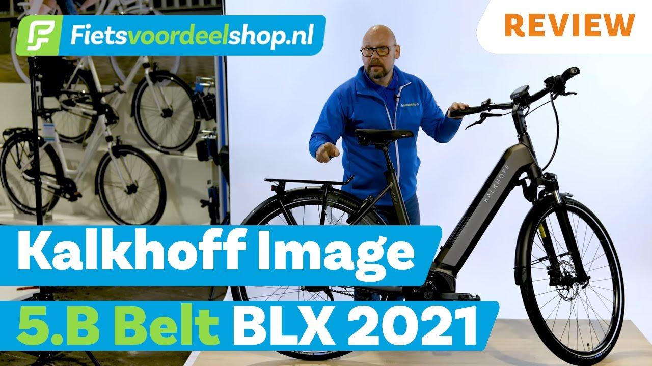 Download Product review: alles over de Kalkhoff Image 5.B Belt BLX 2021