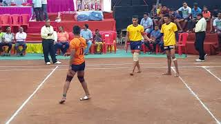 BADLAPUR vs GOLPHADEVI(MUMBAI) STATE LEVEL JUNIOR KABADDI MATCH 2018....part 1
