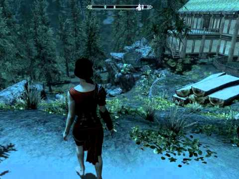 Skyrim - Lakeview Manor Resource Locations