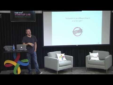 Startup Lab workshop: Product marketing for startups