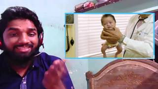 RS LOVE ONLINE COM: A pediatrician shows you how to calm a crying baby ~2