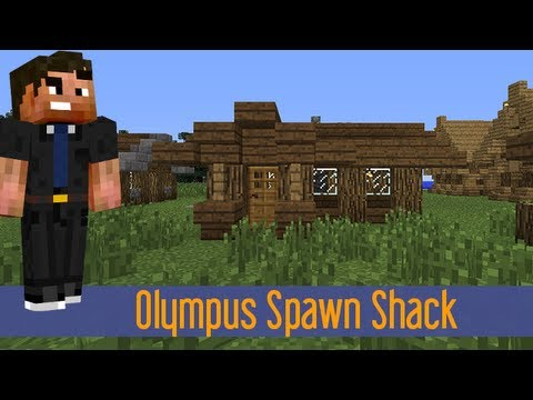 Minecraft small medieval rustic starter home olympus for Small starter homes