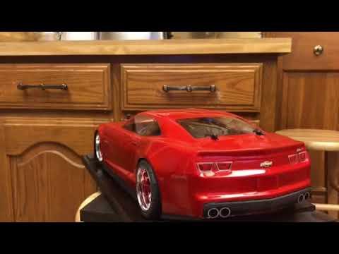 1/10 RC Camaro Zl1 build