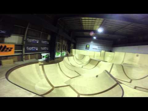 Port 4130 Skatepark / BMXPark in Copenhagen