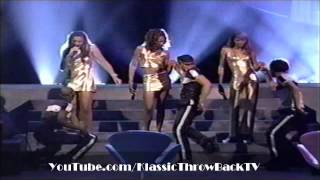 "The Braxtons ft. Jay-Z - ""So Many Ways"" Live (1996)"